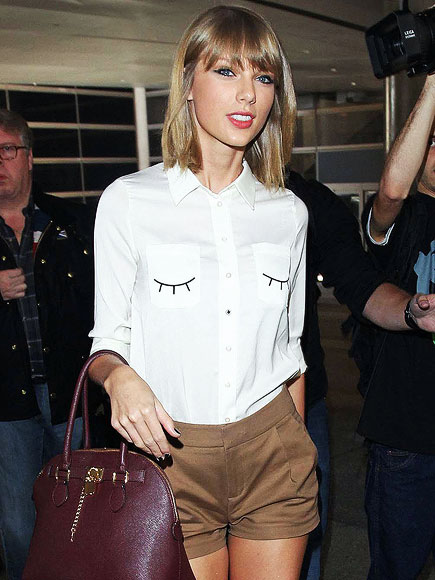 TAYLOR SWIFT'S TOP