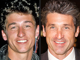 Happy Birthday Patrick Dempsey! See His Changing Looks