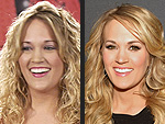 Carrie Underwood's Glam Makeover