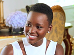 Lupita Nyong'o Meets Her Beauty Icon, Alek Wek