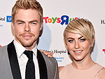Julianne and Derek Hough Open Up About Their Unconventional Childhood