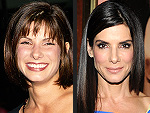 Sandra Bullock's Changing Looks!