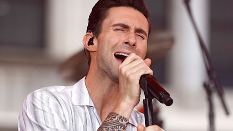 Maroon 5 Can Smell Your Scent for Miles