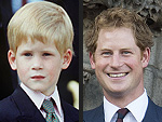 Prince Harry Turns 30! See His Changing Looks