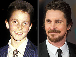 Happy Birthday, Christian Bale! Watch How He's Grown