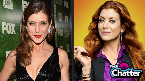 Kate Walsh: Sure I'd Play a High-End Prostitute