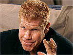 Ron Perlman Loves Free Cigars, Swearing and Kisses From Val Kilmer