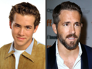 Happy Birthday, Ryan Reynolds! See His Changing Looks