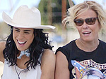 See Chelsea Handler and Sarah Silverman Dress Up as Thelma & Louise