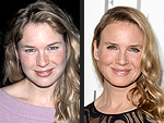 Renée Zellweger's Changing Looks!
