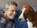 Andy Cohen's Dog Wacha Interviews … Andy Cohen!