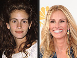 Julia Roberts's Changing Looks!