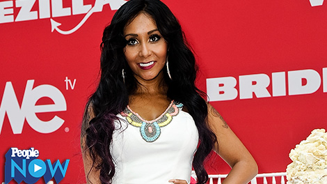 Nicole Polizzi's 3 Tips for Being the Best Halloween Vintage Snooki