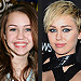 Miley Cyrus's Changing Looks!