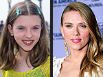 See Birthday Gal Scarlett Johansson's Changing Looks