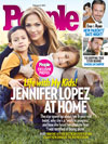 At Home with Jennifer Lopez