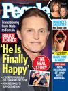 Bruce Jenner Happy at Last