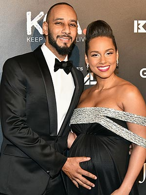 when did swizz beatz meet alicia keys