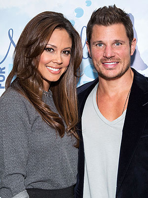 Nick Lachey Vanessa Lachey Welcome Daughter