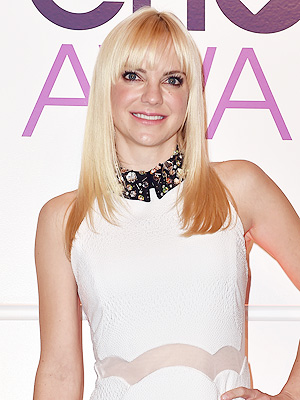 Anna Faris People's Choice Awards