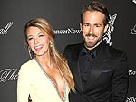 Ryan Reynolds and Blake Lively Welcome a Daughter