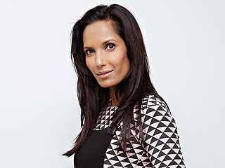 See How Padma Lakshmi Totally Transforms Daughter's Cast (with a Glue Gun!)