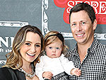Beverley Mitchell Welcomes Son Hutton Michael