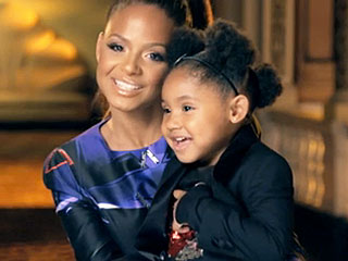 Christina Milian Shares How Motherhood Changed Her Life in Turned Up (VIDEO)