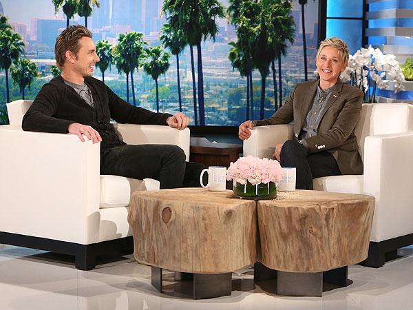 Dax Shepard Ellen DeGeneres Show