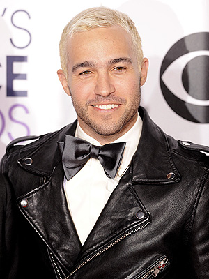 Pete Wentz blended family