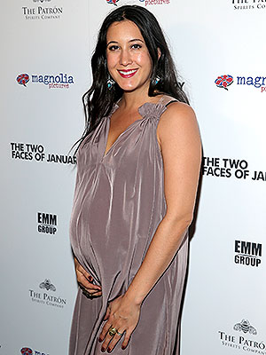 Vanessa Carlton Welcomes a Daughter