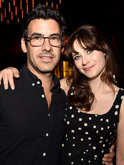 Zooey Deschanel Is Engaged to Jacob Pechenik
