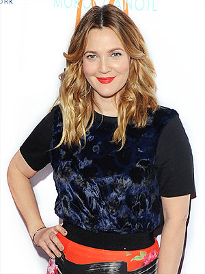 Drew Barrymore Daily Front Row Fashion Los Angeles Awards