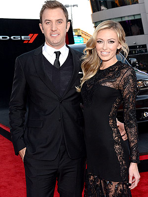 Paulina Gretzky Dustin Johnson Welcome Son