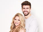Gerard Piqué and Shakira Welcome Son Sasha
