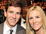 Eli Manning Welcomes Daughter Caroline Olivia