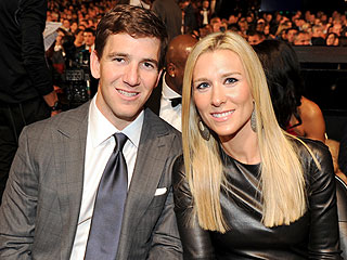 Eli Manning Welcomes Third Daughter