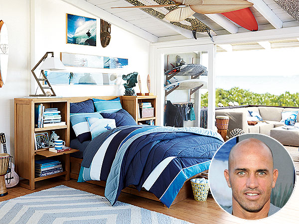 Kelly Slater PBteen tween bedroom home collection
