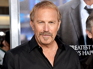 Kevin Costner: My Home Is 'Frozen Obsessed'