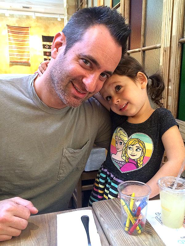 Marla Sokoloff blog pregnant expecting daughter