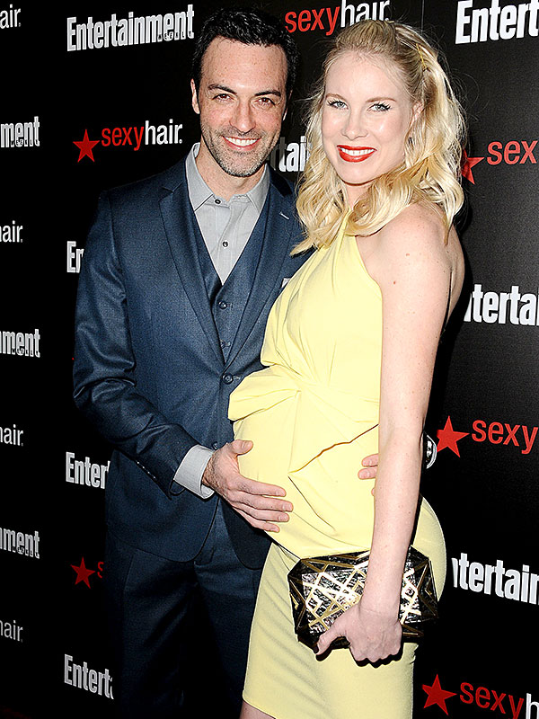 Reid Scott Expecting First Child Son
