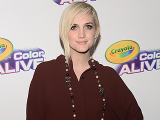Pregnant Ashlee Simpson Jokes She Is 'Just Hungry All the Time'