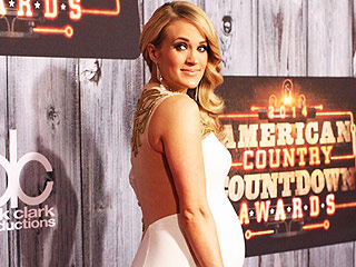Carrie Underwood: I Need to 'Lock Down' a Baby Name Soon