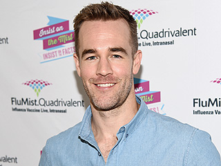 James Van Der Beek Taught His Daughter About Trees – During a Potty Break