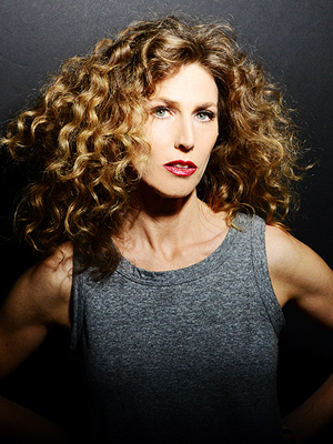 Sophie B. Hawkins welcomes daughter Esther Ballantine