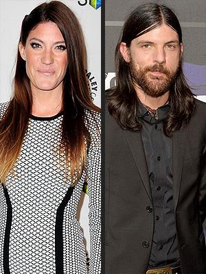 Jennifer Carpenter pregnant expecting first child Seth Avett