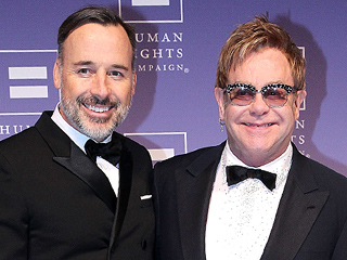 David Furnish: Son Zachary's Broken Clavicle Is 'Part of Little Boys'