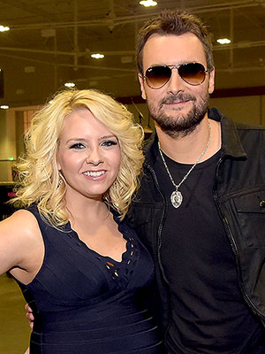 Eric Church Welcomes Son Tennessee Hawkins