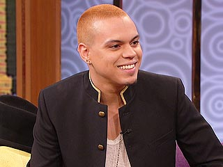 Evan Ross: Ashlee Simpson's Son and I Are 'Like Homies'