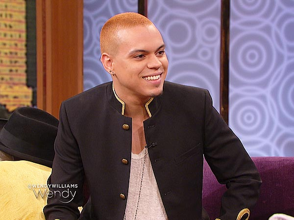 Evan Ross The Wendy Williams Show